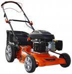 self-propelled lawn mower Hammer KMT145S Photo, description