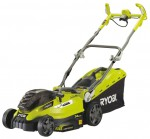 lawn mower RYOBI RLM 18C34H25 Photo, description