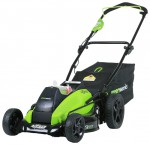 Greenworks 2500407 G-MAX 40V 18-Inch DigiPro Photo, characteristics